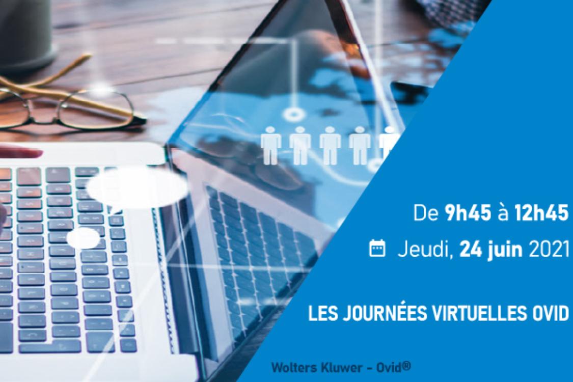 Webinar 24/06 - Les Journées Virtuelles OVID (Infectiologie, évolution des Congrès médicaux et infodémie)