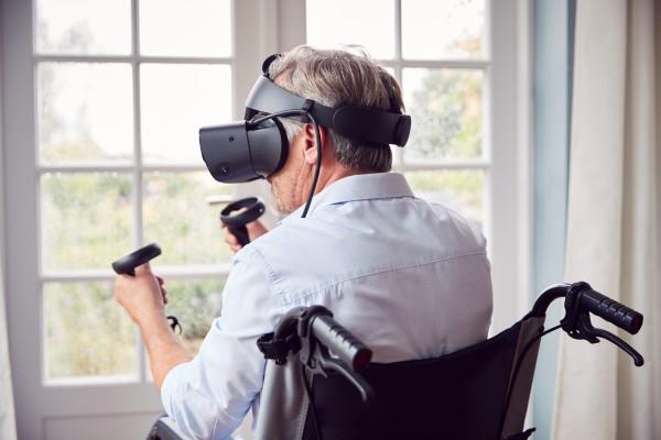 Dans le Limousin, la réalité virtuelle pour former à la prise en charge des cas positifs en Ehpad