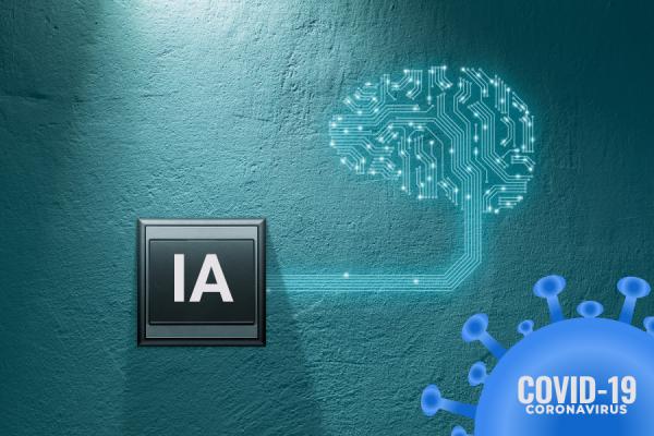 """""""L'IA à l'heure du Covid : aide ou concurrence pour les professionnels de santé ?"""""""