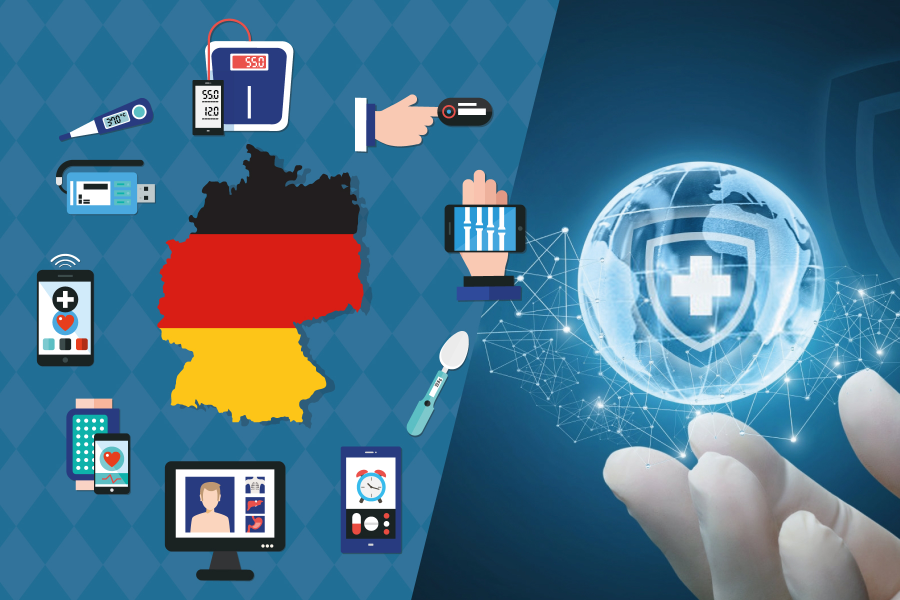Want to See the Future of Digital Health Tools? Look to Germany.