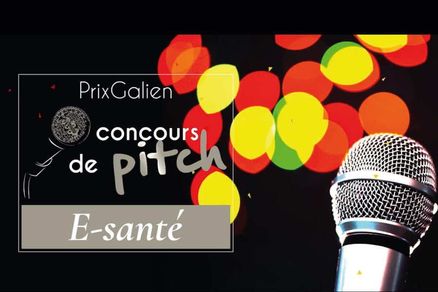 PrixGalien2020 / Concours de Pitch - Moovcare® par Sivan Innovation