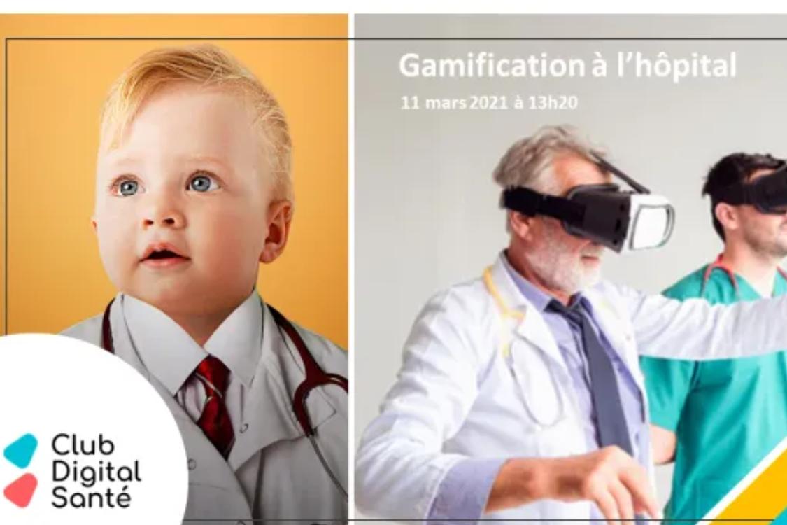 Replay - IRL Santexpo sur la gamification à l'hôpital
