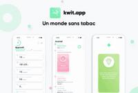 Kwit, l'appli (gratuite) qui aide les fumeurs à sortir de leur addiction