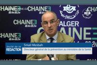 Pr Smail Mesbah Membre du comite scientifique en charge de la lutte contre le coronavirus