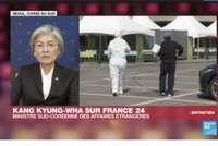 """""""Des patients guéris ont à nouveau été testés positifs au Covid-19"""" : Kang Kyung-wha"""