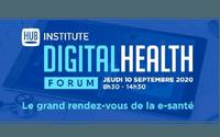 HUB digital health Forum : 10/09/2020