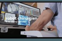 Une start-up normande crée un robot pour intervenir à distance sur des AVC et des infarctus