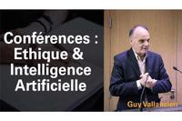 Conférence éthique et intelligence artificielle : Guy Vallancien
