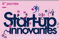 Journée start-up innovantes du dispositif médical
