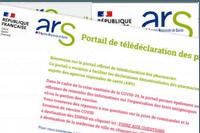 Ouverture du portail de télédéclaration du chiffre d'affaires des officines