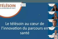 Webinaire Telesoin 23/06 : le télésoin au coeur de l'innovation du parcours en santé