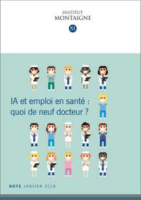 IA et emploi en santé : quoi de neuf docteur ?