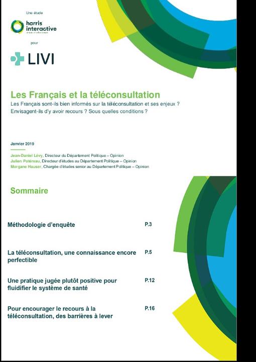 Les Français et la téléconsultation