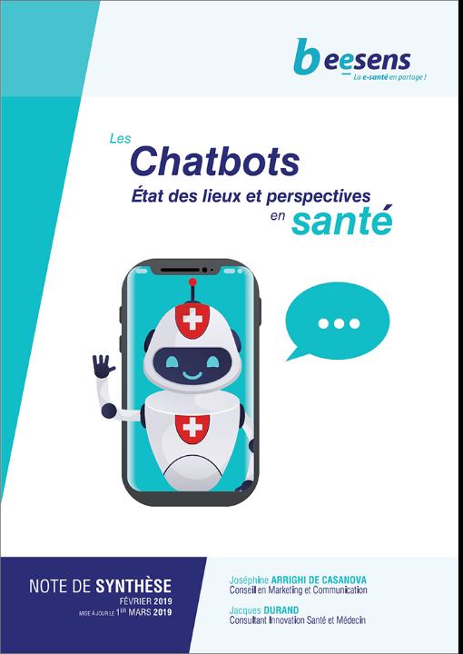 Les Chatbots : Etat des lieux et perspectives en santé