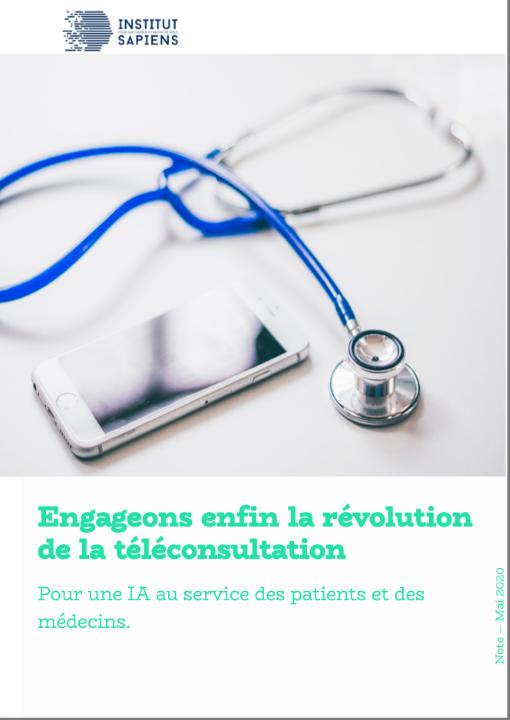 Engageons enfin la révolution de la téléconsultation Pour une IA au service des patients et des médecins.