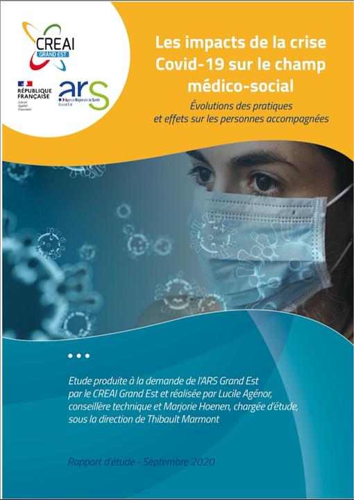 Les impacts de la crise COVID-19 sur le champ médico-social