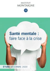 Santé mentale : faire face à la crise