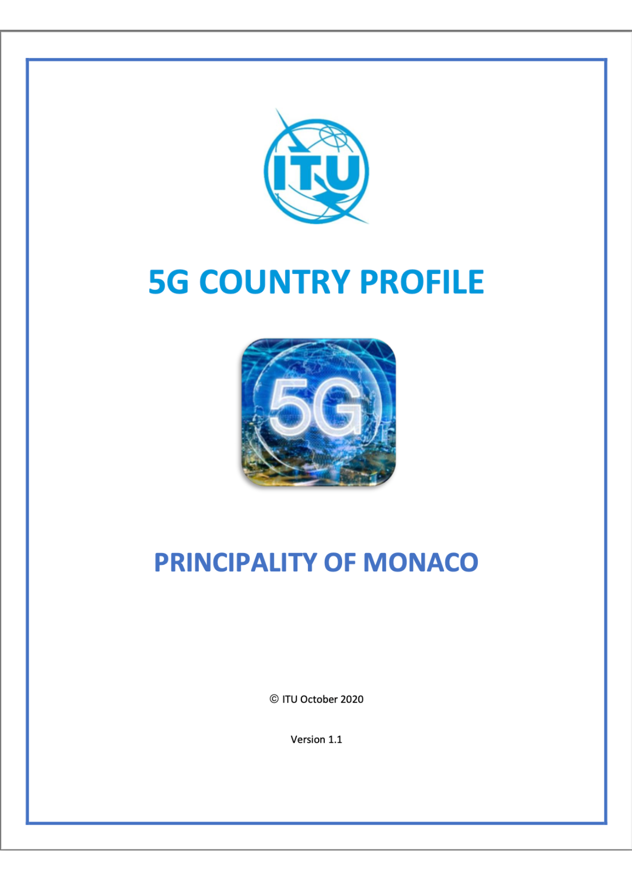 5G COUNTRY PROFILE
