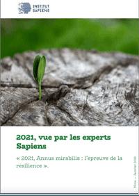 2021, vue par les experts Sapiens