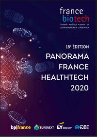PANORAMA FRANCE HEALTHTECH 2020