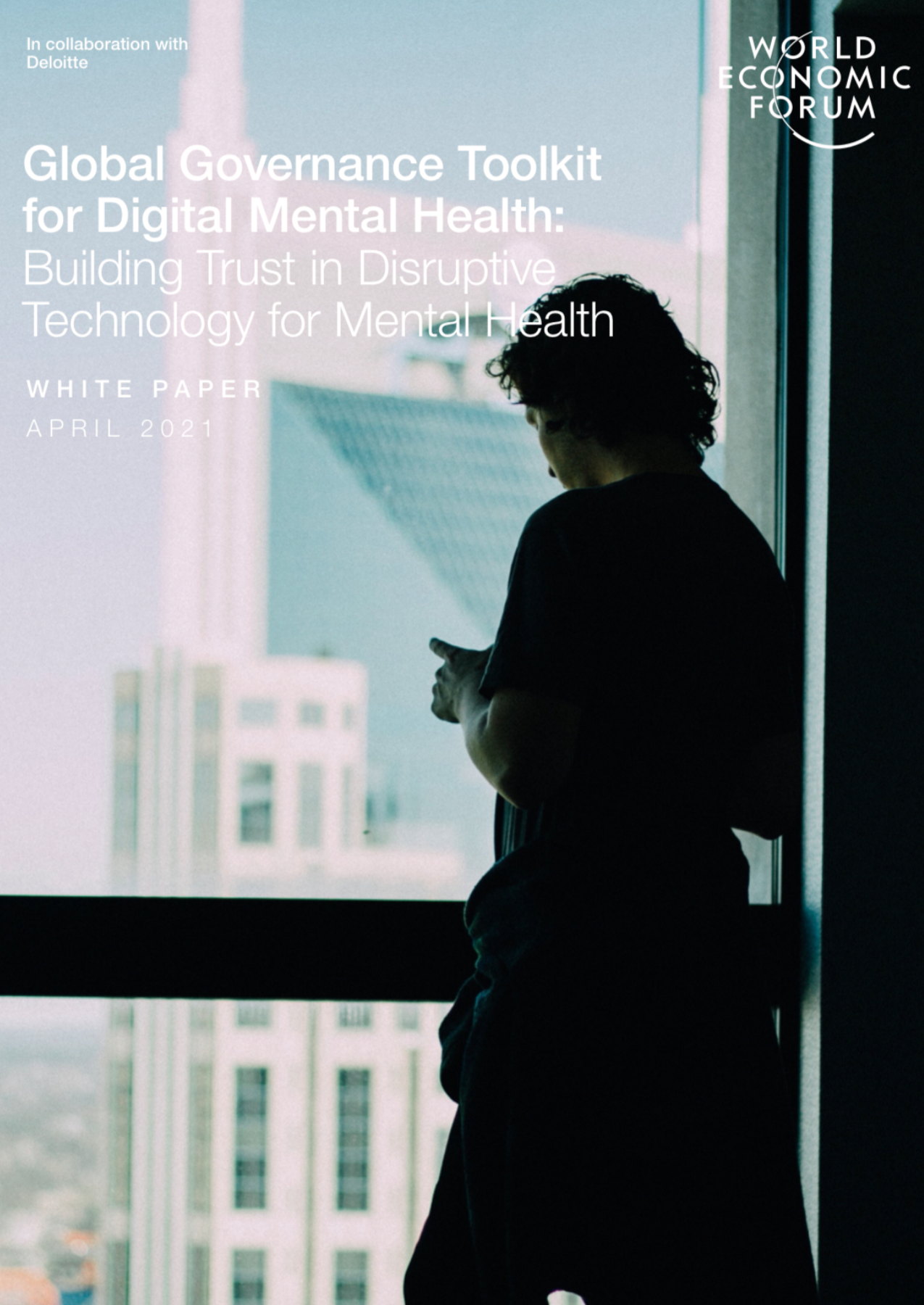 Global Governance Toolkit for Digital Mental Health: Building Trust in Disruptive Technology for Mental Health