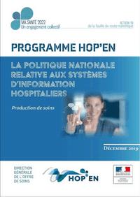 Programme Hop'En, La politique nationale relative aux systèmes d'information hospitaliers