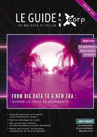 Le guide du big data et de l'IA : From Big Data to a new